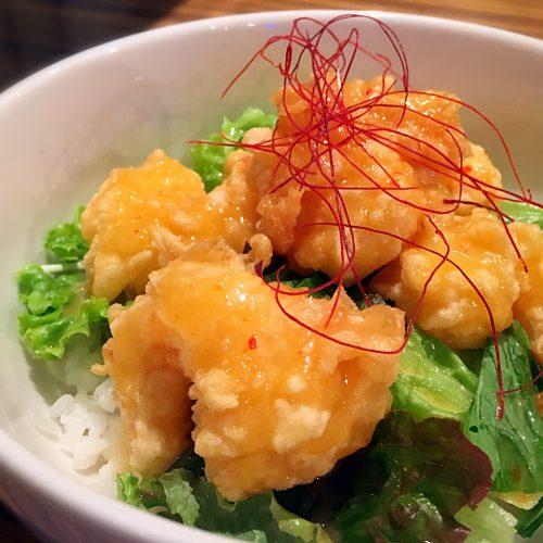 海老マヨ丼